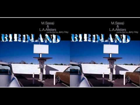 masanori sasaji and LA allstars - birdland