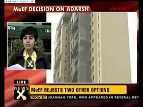 Demolish Adarsh building: Environment Ministry