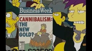 Simpsons Predict FUTURE OF AMERICA 2018