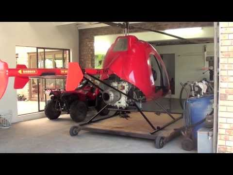 Ultra Sport 496 Turbine Helicopter