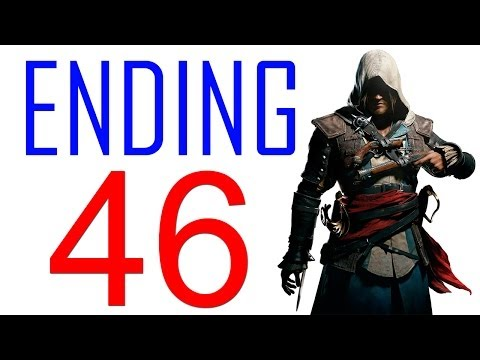 Assassin's creed 4 walkthrough - Ending + Epilogue + Final Boss - AC4 Black Flag