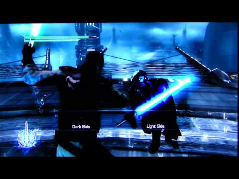 Star Wars: The Force Unleashed 2 playthrough pt21 (final alternate ending)