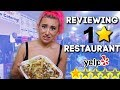 Eating At The WORST Reviewed Restaurant In My City Los Angeles mp3