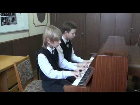 Шуберт Франц - Двенадцать лендеров для фортепиано