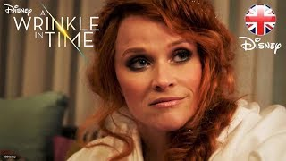 A WRINKLE IN TIME | Clip - Meet Mrs Whatsit | Official Disney UK