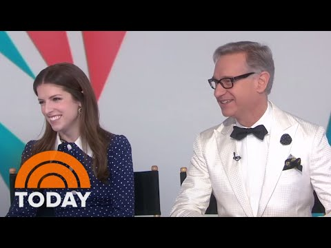 Anna Kendrick And Paul Feig Talk New Thriller, 'A Simple Favor' | TODAY