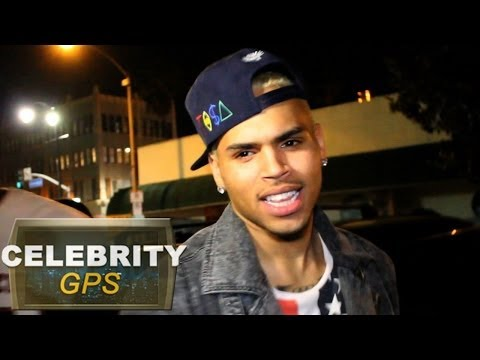 Chris Brown is out of rehab - Hollywood.TV