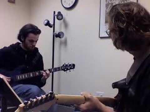 Jon Finn Teaches Spinal Tap guitar styles
