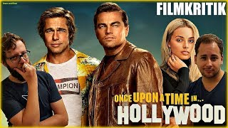 Once Upon a Time in Hollywood - Kritik Review