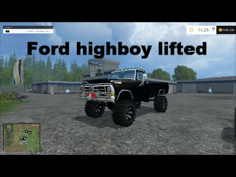 Ford Farming Simulator 2015 Farming Simulator 2015 1972