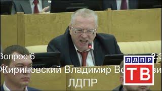 Наше мнение. Жириновский: людям наконец-то разрешили собирать валежник