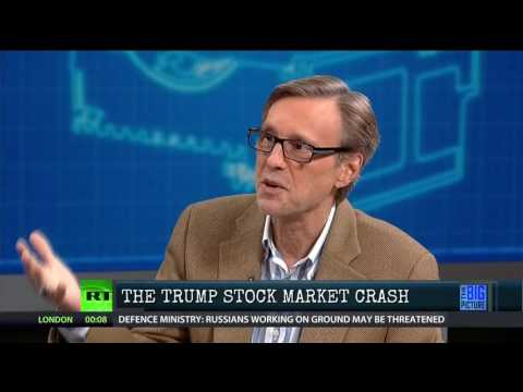 The Trump Stock Market Crash