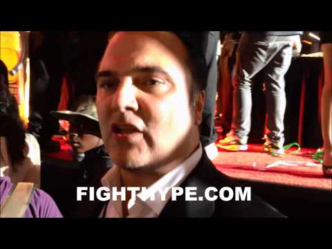 RICHARD SCHAEFER SAYS HES WORKING ON BIGGEST UNDERCARD EVER FOR MAYWEATHER VS CANELO