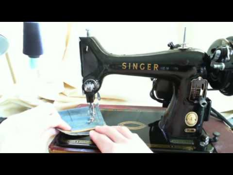Singer 99 Sewing Machine In Actionmpg  Makeup Guides