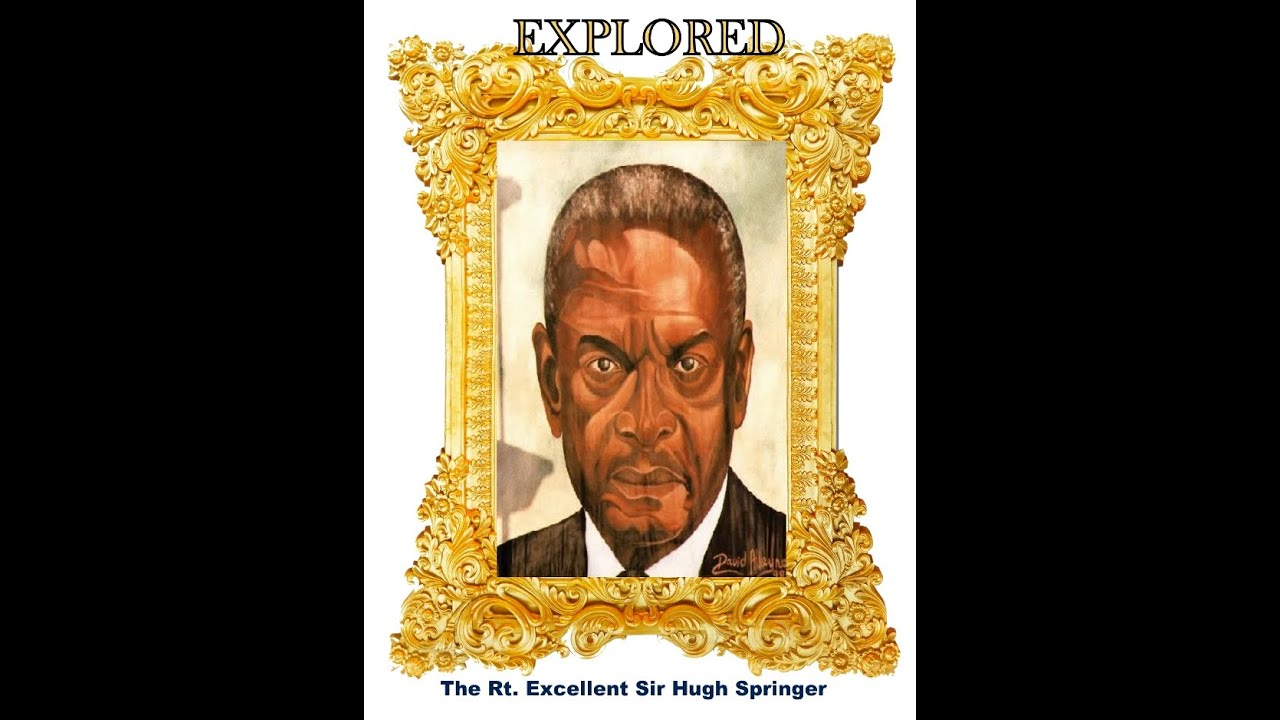 Barbados National Heroes Explored - The Right Excellent Sir Hugh ...