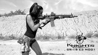 KAC Red Back One SR-16 Tactical AR SBR for CQB to Medium Range Shooting