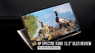 "HP Spectre x360 13"" OLED Late 2019 Review"