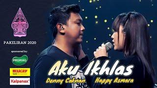 Download lagu Denny Caknan feat. Happy Asmara - AKU IKHLAS by : AFTERSHINE (Live Konser Pakeliran 2020)