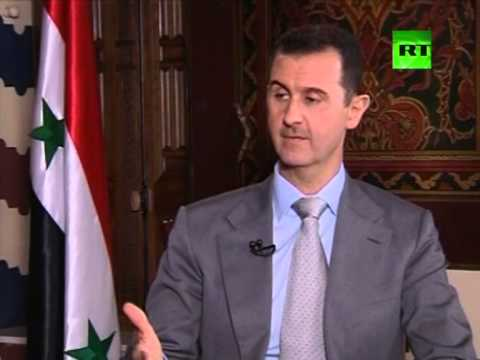 My ENEMY is TERRORISM & instability in SYRIA  -- President Assad  | EXCLUSIVE INTERVIEW |