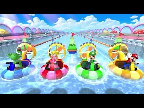 Mario Party 10 - Rosalina amiibo Board (amiibo Party Mode)