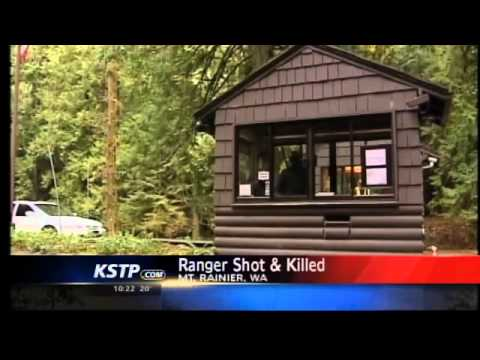 Ranger Killed in Mount Rainier National Park Shooting