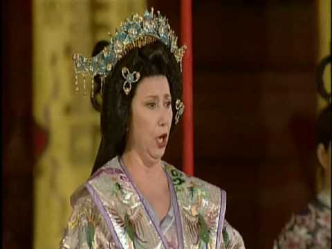 Turandot 7 In Questa Reggia - In The Forbidden City Of Peking China video