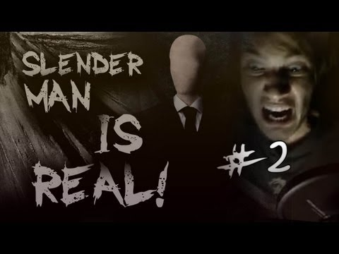 SLENDER - ;_; MOAR SLENDER MOAR TEARS! - SLENDER - Part 2 (+Download Link)