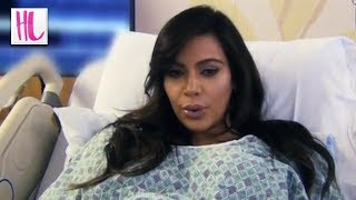 Kim Kardashian Gives Birth On 'Keeping Up With The Kardashians'