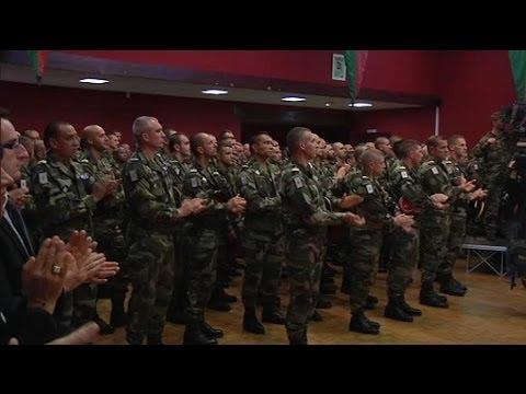 Budget de l'armée: Jean-Yves Le Drian très inquiet - 23/05