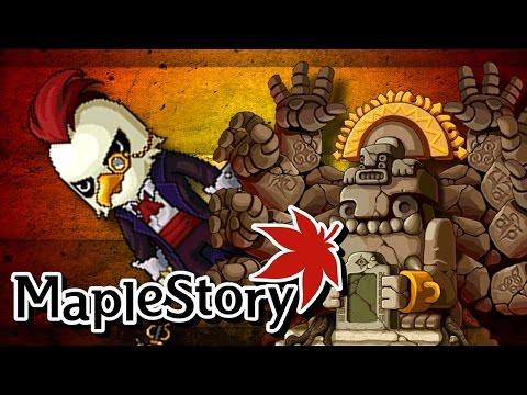 Boss Battle Highlights (maplestory Stream) video