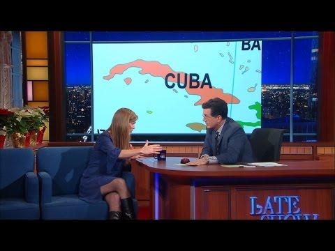 Samantha Power Explains The Whole World