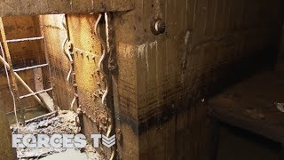 When You Find A WW2 Bunker... In Your Garden! | Forces TV