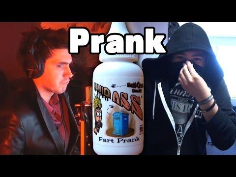 Fart Spray Prank