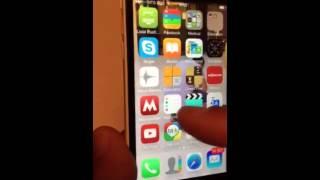 خپل ایفون(Iphone) ته مو پښتو کليدړه(Keyboard) ورزیات کړئ