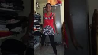 V.malavika dance