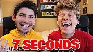 Funniest You Have 7 Seconds Challenge 😂