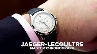 JAEGER-LECOULTRE – Master Chronograph