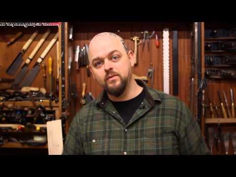 Sharpening Masterclass series intro with Ben at Crimson Guitars