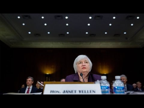 Janet Yellen Speaks: Senate Testimony in Two Minutes