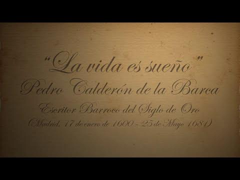 La vida es sueño - Calderón de la Barca (recitado por Feneté)