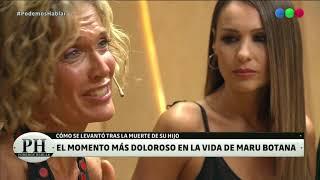Maru Botana y Pampita hablaron sobre el momento más difícil de sus vidas - Podemos Hablar 2019