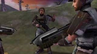 Halo 1 Trailer [E3]