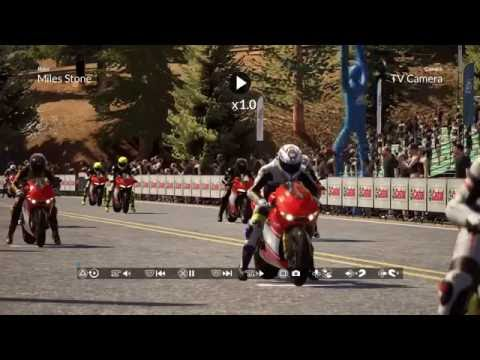 Ride Gameplay