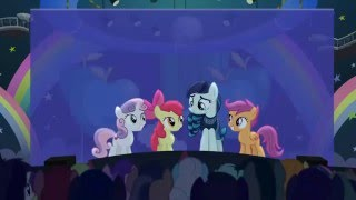 My little pony song Rara and CMC - Equestria my home 2(eng/англ)