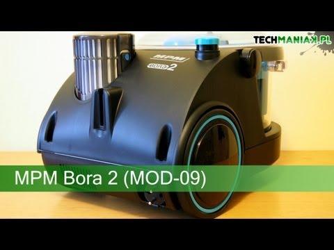 Wideo test i recenzja odkurzacza Bora 2 (MPM MOD-09)   techManiaK.pl