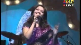 Akhi alamgir sexy navel  on YouTube