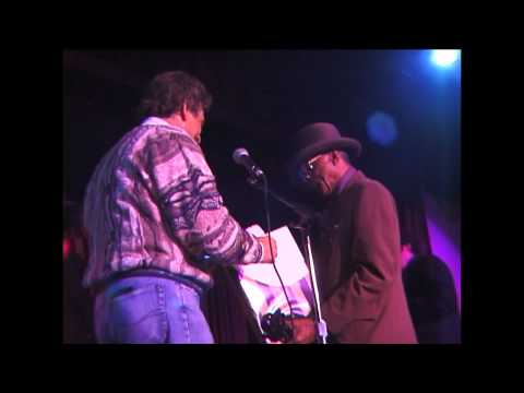 Hubert Sumlin, Jimmy Vivino, Levon Helm at BB Kings, NY 2001 Part 3