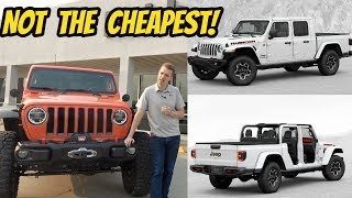 I Bought a Jeep Gladiator Rubicon-- But I had Some Problems...