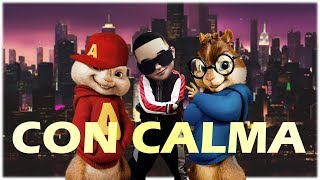Con Calma - Daddy Yankee & Snow | Alvin and the Chipmunks