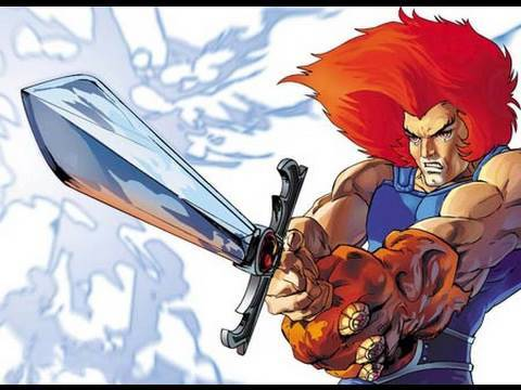 Thundercat Cartoon on New Thundercats Cartoon   Toys Coming In 2011  Thundercats Hooooo